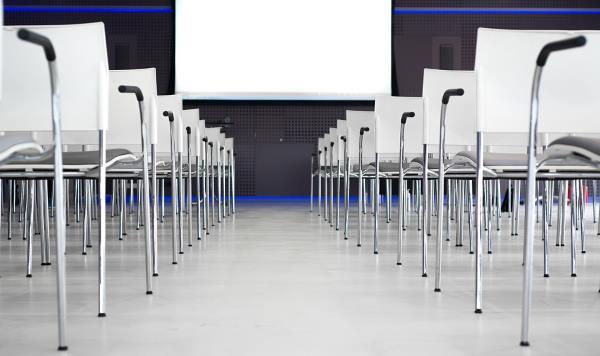 Chaise de conférence