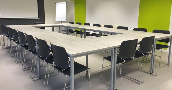 Chaise de réunion