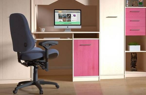 Chaise de bureau d'occasion à la maison