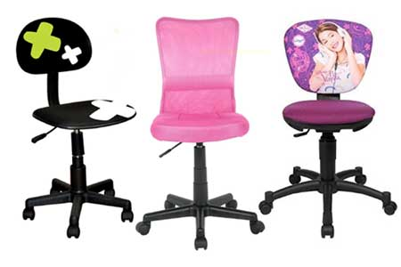 chaise de bureau pour enfant comment choisir. Black Bedroom Furniture Sets. Home Design Ideas