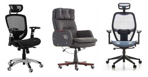 Une chaise de bureau ergonomique pour soulager le corps