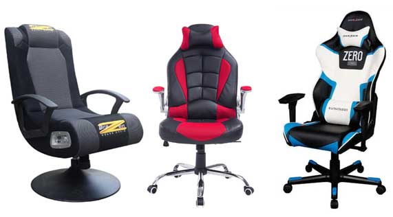chaise de bureau pour gamer quelques conseils suivre. Black Bedroom Furniture Sets. Home Design Ideas