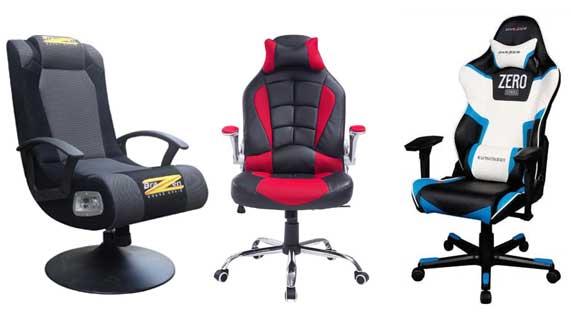 Une chaise de gamer pour un confort absolu !