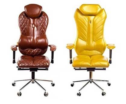Le haut de gamme du siège ergonomique