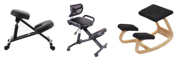 Sièges assis-genoux