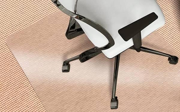 Tapis de chaise de bureau